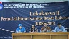 Badan Bahasa 18 Oktober 2018